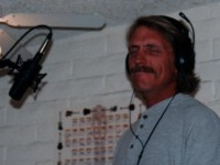Rusty in the Monument Music Studio